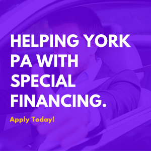 Helping York Pa With Special Financing